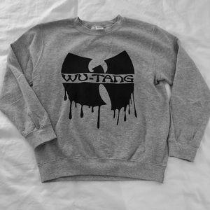 Wutang crew neck sweater
